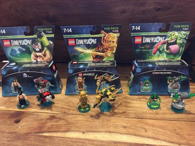 Latest Lego Dimensions' Collection