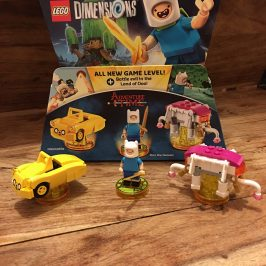 Lego Dimensions New Collection is out!!