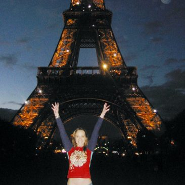 Paula Tooths reporting from Paris