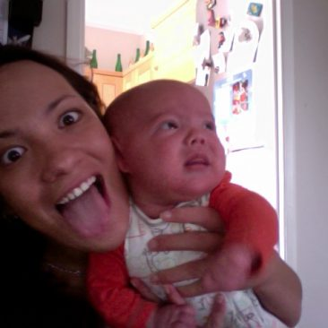 Paula Tooths for New Mothers Vlog