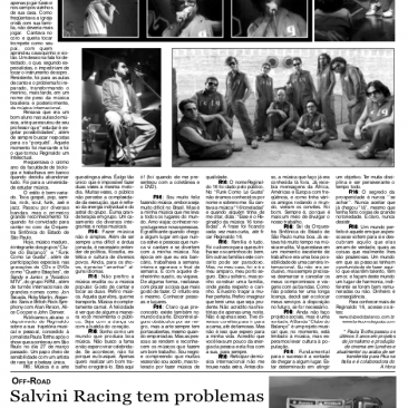 Paula Tooths - first page again with an article about music